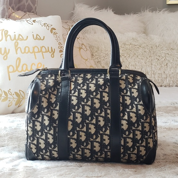 161a2fdf88 Dior Bags   Vintage Christian Duffle Bag 100 Authentic   Poshmark